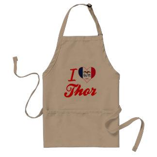 Amo el Thor, Iowa Delantales