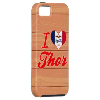 Amo el Thor, Iowa iPhone 5 Cárcasa