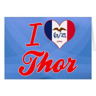 Amo el Thor, Iowa Felicitaciones