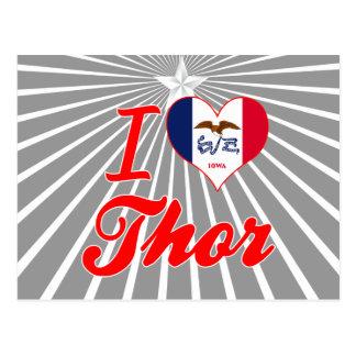 Amo el Thor, Iowa Postal