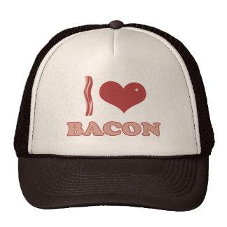 Amo el tocino gorra