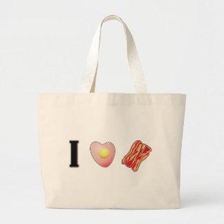 Amo el tocino… y te amo bolsas