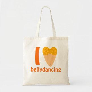Amo el torso del bailarín de Bellydancing (el cora Bolsa