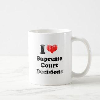 AMO el TRIBUNAL SUPREMO DECISIONS.png Taza De Café