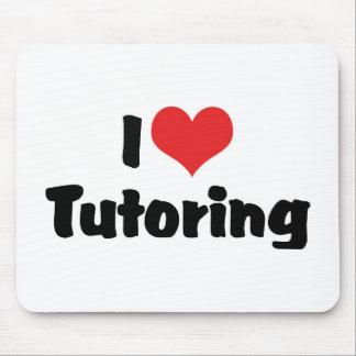Amo el Tutoring Tapetes De Ratones