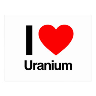 amo el uranio postal