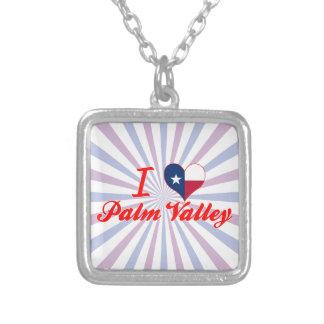 Amo el valle de la palma, Tejas Colgante Personalizado