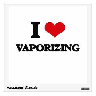 Amo el vaporizarme