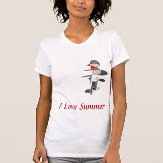 Amo el verano 1 camisetas