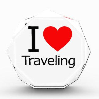 Amo el viajar
