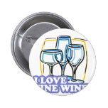 Amo el vino fino del vino fino pins