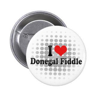 Amo el violín de Donegal Pin