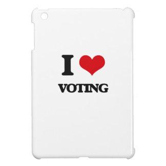 Amo el votar