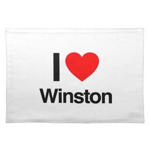 amo el winston mantel