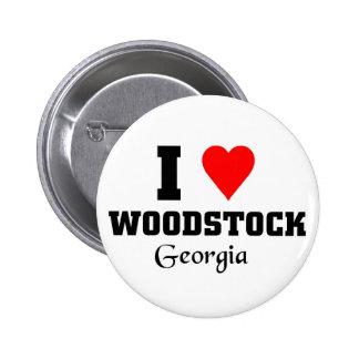 Amo el woodstock, Georgia Pins