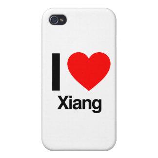 amo el xiang iPhone 4 carcasas