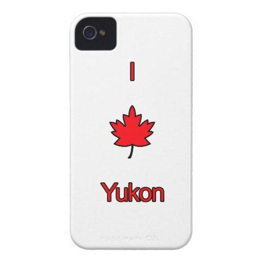 Amo el Yukón iPhone 4 Coberturas