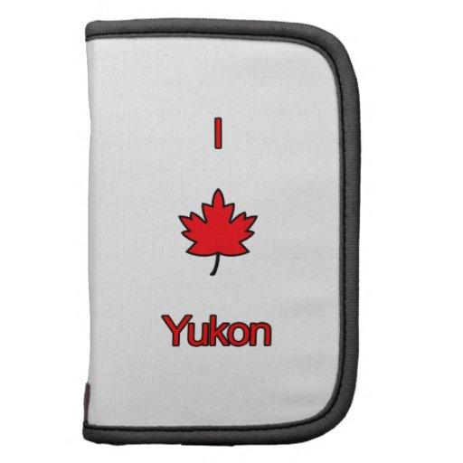 Amo el Yukón Planificador