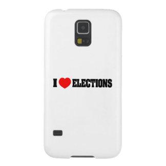Amo elecciones funda de galaxy s5