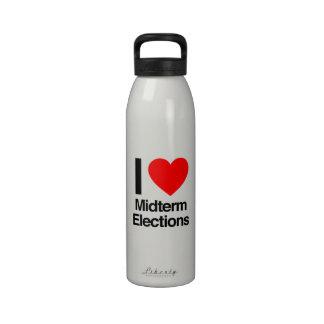 amo elecciones midterm botallas de agua