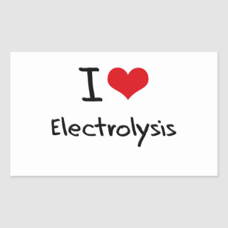 Amo electrólisis rectangular altavoces