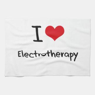 Amo electroterapia toalla