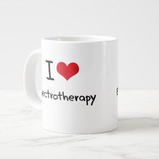 Amo electroterapia taza extra grande