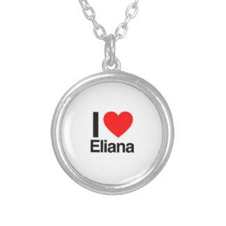 amo Eliana Colgante Redondo