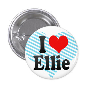 Amo Ellie Pin Redondo 2,5 Cm