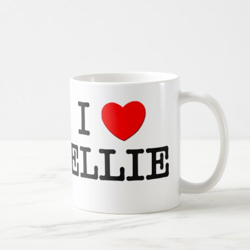 Amo Ellie Taza