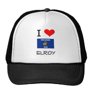 Amo Elroy Wisconsin Gorros
