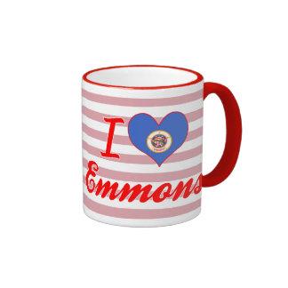 Amo Emmons, Minnesota Taza De Café