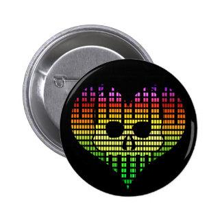Amo Emo Techno Pin