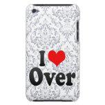 Amo encima iPod touch Case-Mate protector