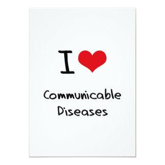 Amo enfermedades contagiosas invitacion personal