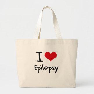 Amo epilepsia bolsa de mano