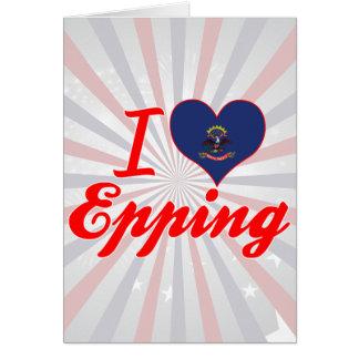 Amo Epping, Dakota del Norte Tarjeton