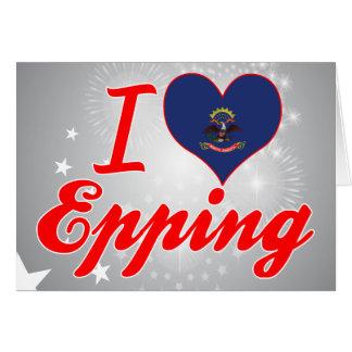 Amo Epping, Dakota del Norte Felicitaciones