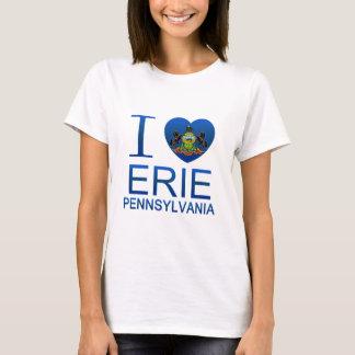 Amo Erie, PA Playera