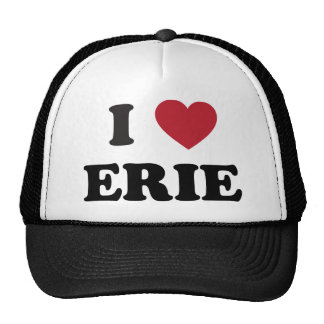 Amo Erie Pennsylvania Gorras De Camionero