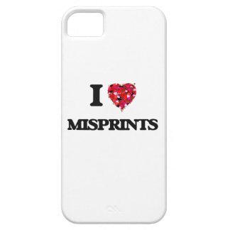 Amo erratas iPhone 5 carcasas