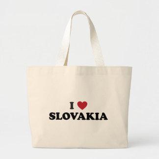 Amo Eslovaquia Bolsa De Mano