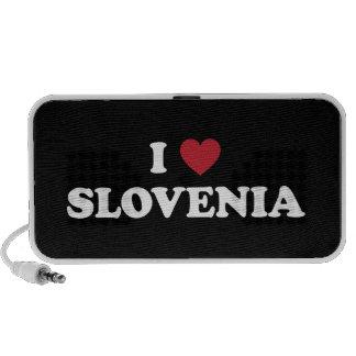 Amo Eslovenia Mini Altavoz