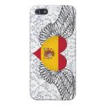 Amo España - alas iPhone 5 Coberturas