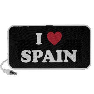 Amo España Altavoces