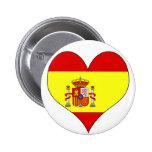 Amo España Pins