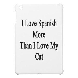 Amo español más que amor de I mi gato
