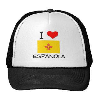 Amo Espanola New México Gorros