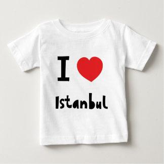 Amo Estambul Playera De Bebé