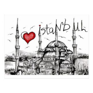Amo Estambul Postal